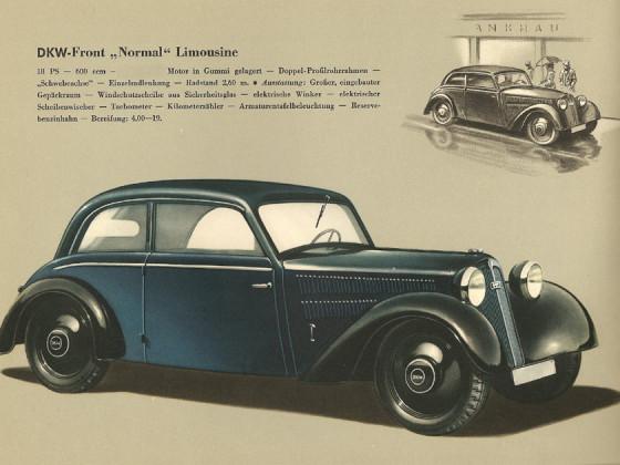 DKW Front Limousine