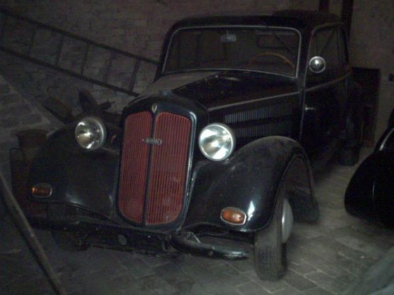 F8 Meisterklasse Bj. 1940
