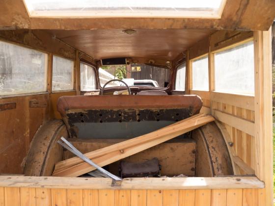 Scheunenfund F7-600 Lieferwagen