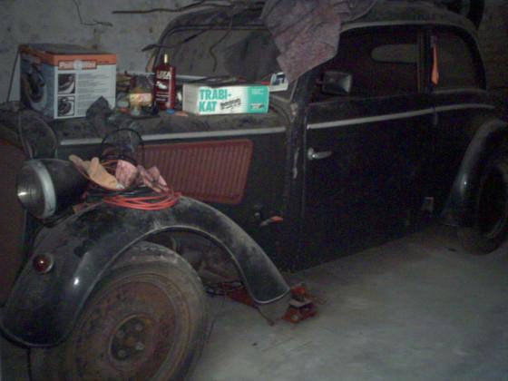Eigene Fahrzeuge ( F7 Baujahr 1937)