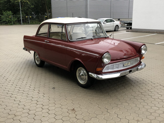 DKW Junior de luxe Bj. 1962