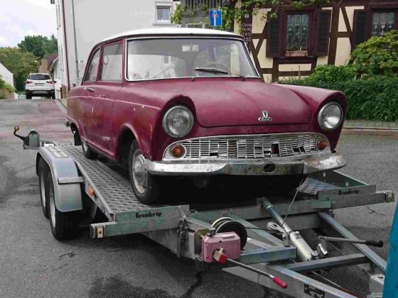 Neuzugang DKW Junior Bj. 04/60