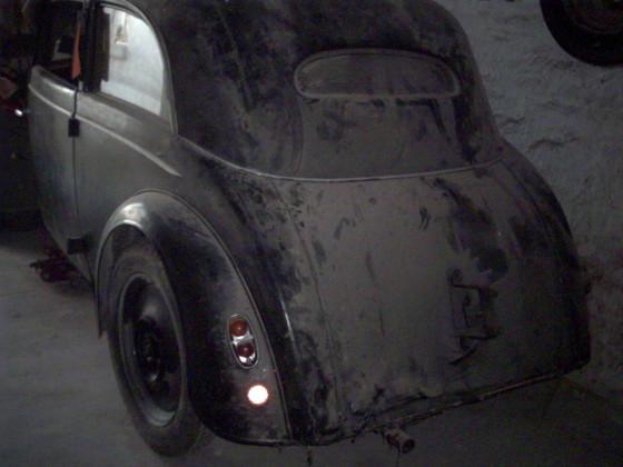 Eigene Fahrzeuge (F7 Baujahr 1937)