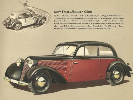 DKW Front Cabrio