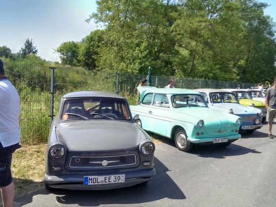 6. IFA- & Oldtimertreffen in Herzfelde