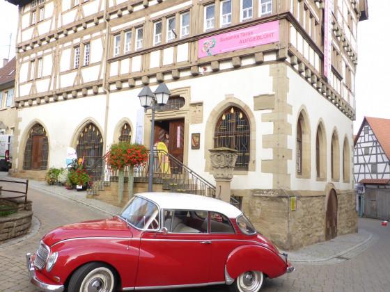 Ausflug nach Eppingen (Alte Universität)